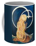 Girl Praying Coffee Mug