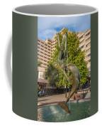 Girl With A Dolphin Coffee Mug