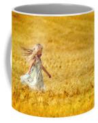 Girl With The Golden Locks Coffee Mug