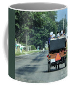 Girls And Chauffeur Coffee Mug