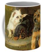Give A Poor Dog A Bone Coffee Mug