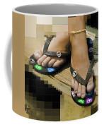 Give Peace A Chance Coffee Mug