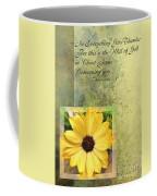 Give Thanks IIi Coffee Mug
