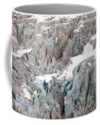 Glacial Crevasses Coffee Mug