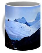 Glacier Cracks Coffee Mug
