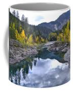 Glacier Reflection Coffee Mug