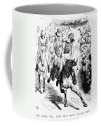 Gladstone & Disraeli, 1867 Coffee Mug