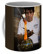 Glass Blower Coffee Mug