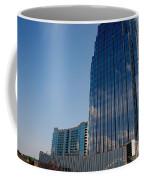 Glass Buildings Nashville Coffee Mug by Susanne Van Hulst