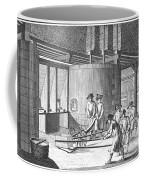 Glass Manufacture, 1751 Coffee Mug