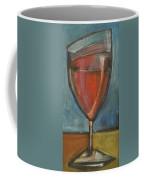 Glass Of Red Coffee Mug by Tim Nyberg