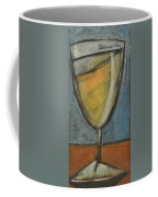 Glass Of White Coffee Mug