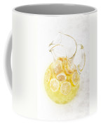 Glass Pitcher Of Lemonade Coffee Mug