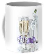 Glasses Of Champagne Coffee Mug by Amanda Elwell