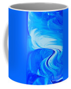 Glassworks In Blue Coffee Mug