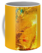 Glassworks Series-gold I Coffee Mug