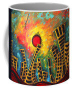 Glimmer Of Hope By Madart Coffee Mug