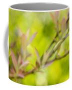 Glimpse Of Spring Coffee Mug