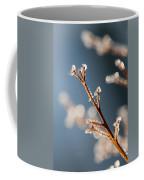 Glistening Ice Crystals Coffee Mug