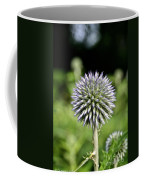 Globe Thistle Coffee Mug