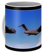 Globemaster Flyby Coffee Mug