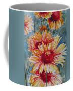 Glorious Gallardias Coffee Mug