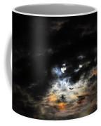 Glorious Gibbous - Wide Version Coffee Mug