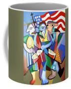 Glory Glory Coffee Mug