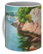 Gloucester Sail Boat Coffee Mug