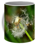 Glowing Dandelion Spores Coffee Mug
