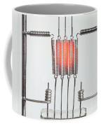 Glowing Filament 2 Of 4 Coffee Mug