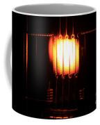 Glowing Filament 3 Of 3 Coffee Mug