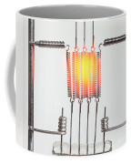 Glowing Filament 3 Of 4 Coffee Mug