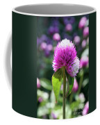 Glowing Globe Amaranth Coffee Mug