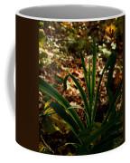 Glowing Iris Plant 3 Coffee Mug