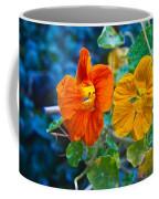 Glowing Nasturtiums 1 Coffee Mug