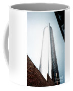Glowing Skyscraper Coffee Mug