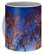 Glowing Trees Coffee Mug