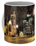 Gm Building Detroit Mi Coffee Mug