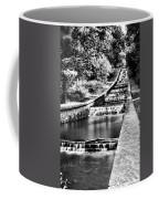 Gnoll Country Park 4 Mono Coffee Mug