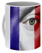Go France Coffee Mug by Semmick Photo