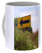 Go Left Coffee Mug