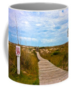 Going To The Beach Coffee Mug