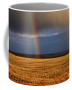 Gold At The End Of The Rainbow Coffee Mug