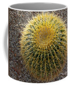 Gold Barrel Cactus   No 1 Coffee Mug