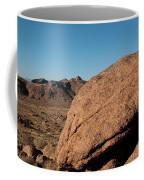 Gold Butte Sandstone Coffee Mug