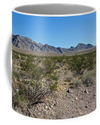 Gold Butte Skyline Coffee Mug