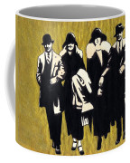 Gold Couples Coffee Mug