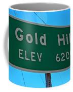 Gold Hill Coffee Mug