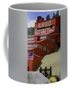 Gold In Them Thar Hills Coffee Mug